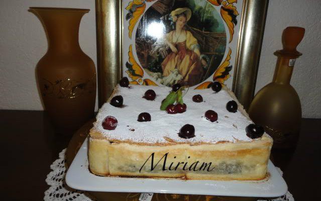 Torta ciliegiotta TM31
