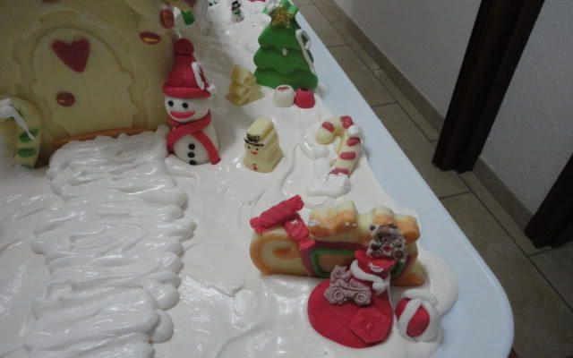 Casetta Di Natale Di Cioccolato : Ricetta casetta di pan di zenzero pianetadonna