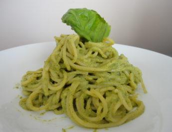 Spaghetti al pesto di zucchine TM5