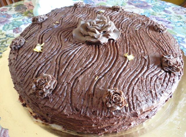 Torta tartufina di Iginio Massari