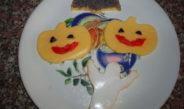 Tartine di polenta TM5 per Halloween