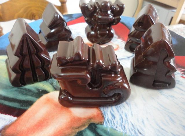 Torrone di cioccolato