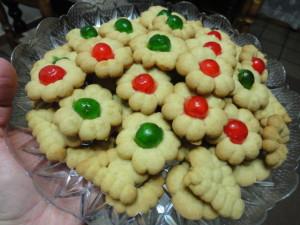 Biscotti con la sparabiscotti bimby TM5