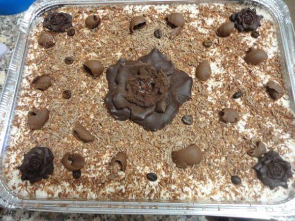 Torta Al Caffè E Cioccolato Con Il Bimby Tm31
